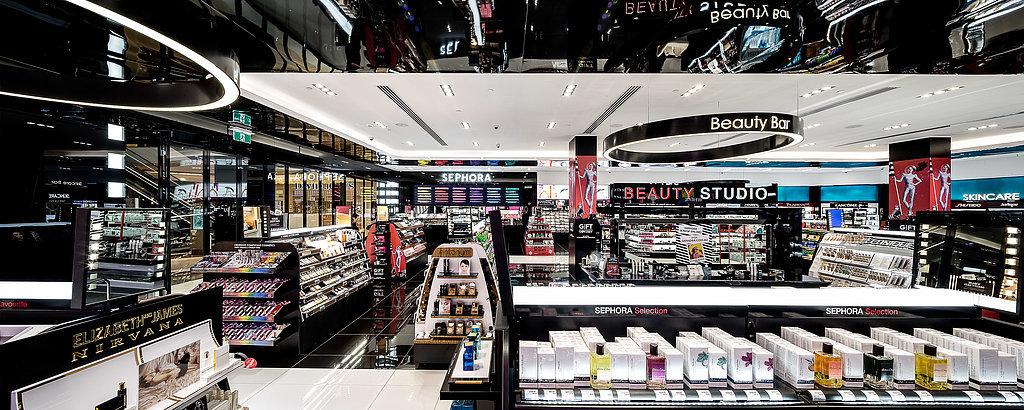 Sephora-Melbourne-Store